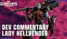 Marvel's Guardians of the Galaxy – Pubblicato un nuovo trailer su Lady Hellbender, leader spietata e cacciatrice intergalattica