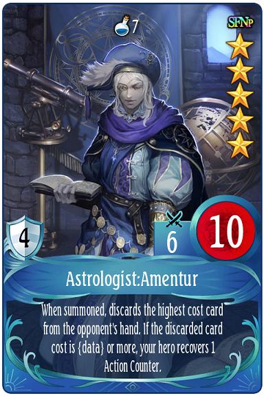 Mabinogi Duel_Astrologist Amentur