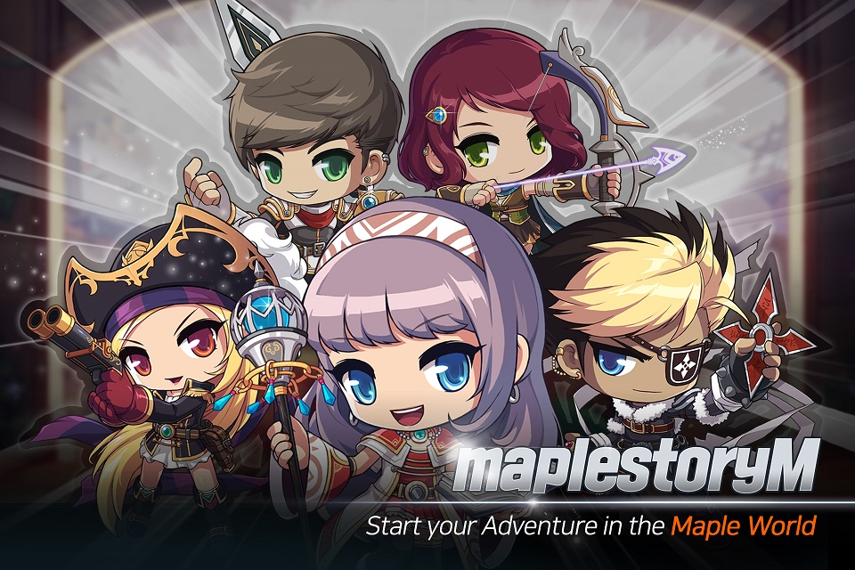 Maple Story M 01