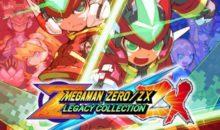 La Mega Man Zero / ZX Legacy Collection è arrivata oggi
