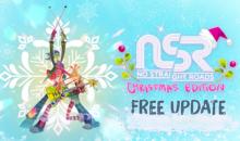 NO STRAIGHT ROADS si prepara alle feste con l'aggiornamento gratuito 'Christmas Edition'