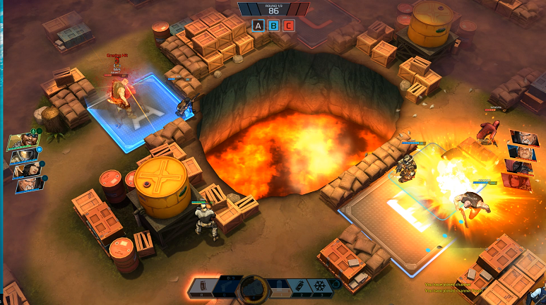 Nexon_Tango 5 Reloaded_Screenshot 01