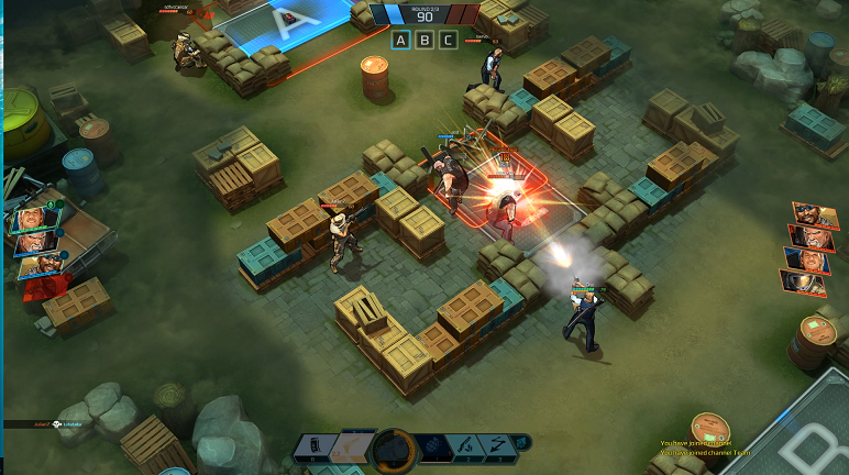 Nexon_Tango 5 Reloaded_Screenshot 02