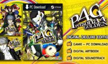 La serie Persona fa il suo debutto su PC con il pluripremiato Persona 4 Golden, disponibile adesso in tutto il mondo