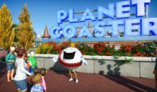 Planet Coaster: Console Edition, è arrivato oggi