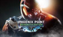 Phoenix Point: Behemoth Edition porta lo strategico di Snapshot su PS4 e XB1 a ottobre