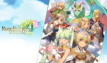 Rune Factory 4 Special, RPG remastered da oggi su Switch