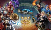 Runes of Magic, il MMORPG festeggia il 10° anniversario con premi ed eventi