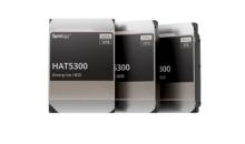 Synology presenta la nuova serie di RackStation e hard disk HAT5300
