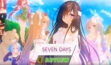 Seven Days With You: The Most Precious Memory in Our Lives, la recensione Visual Novel