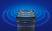Sony presenta la gamma X-Series con 3 nuovi potenti speaker wireless