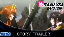 Sakura Wars: ad aprile su PS4, tra Steampunk e anime style