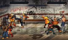 Streets of Rage 4 rivelate modalità co-op a 2-4 player e il nuovo personaggio Floyd