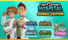 Two Point Hospital: JUMBO Edition in arrivo su console dal 5 marzo 2021, scopriamola