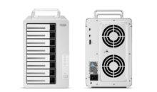 TerraMaster: ecco Fast Dual 40 Gbps 8-bay D8 Thunderbolt 3, perfetto per gestire i video 4K