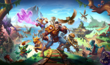 Torchlight 3 è disponibile adesso per Nintendo Switch