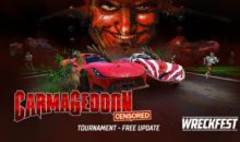 Wreckfest e Carmageddon insieme per eventi in game da oggi