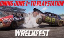Wreckfest per PS5 in versione migliorata: nuovo video