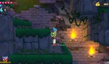 Wonder Boy Asha in Monster World, in arrivo su Switch e PS4, ha un nuovo Trailer
