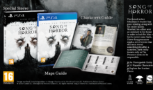 Song of Horror Deluxe Boxed Edition disponibile ora per PlayStation 4