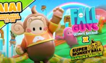 SEGA annuncia la collaborazione di Super Monkey Ball con Fall Guys: Ultimate Knockout