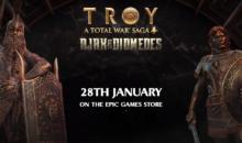 Ajace e Diomede si uniranno al roster di A Total War Saga: Troy a fine mese