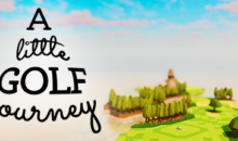 A Little Golf Journey arriva oggi sul green
