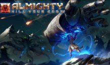 "L'Action RPG ""Almighty: Kill Your Gods"" arriva adesso su PC via Steam Early Access"