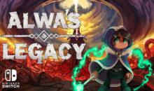 Alwa's Legacy uscirà su Nintendo Switch il 29 settembre