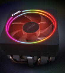 Illuminazione del dissipatore AMD Wraith Prism con Razer Chroma