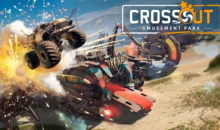 L'aggiornamento Crossout aggiunge una funzione di costruzione di parchi di divertimenti post apocalittici