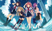 Aokana – Four Rhythms Across the Blue arriverà in Occidente su PlayStation 4 e Nintendo Switch