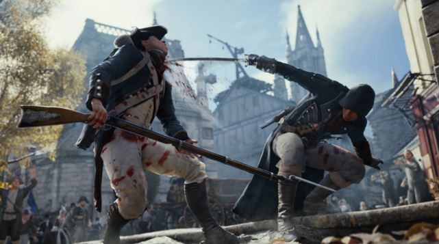 assassins creed unity ps4 sconto store playstation