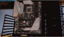 PC Building Simulator: ASUS porta in game le sue GPU e Motherboard