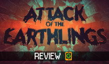 Attack of the Earthlings, la recensione