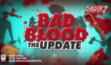 "Surgeon Simulator 2: con ""Bad Blood"" arrivano nove livelli competitivi, classifiche e molto altro"