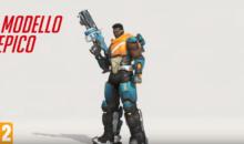 Overwatch: La sfida Trascorsi di Baptiste da oggi