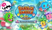 Bubble Bobble 4 Friends: The Baron's Workshop in arrivo su Steam, ecco le caratteristiche e lo sconto al lancio