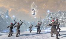 Il Natale di Bersia e il primo update di Kingdom Under Fire 2