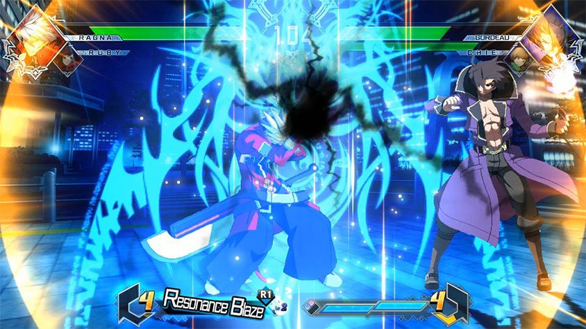 blazblue cross tag battle4