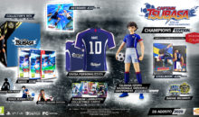CAPTAIN TSUBASA: RISE OF NEW CHAMPIONS arriva il 28 agosto per PS4, Switch e PC