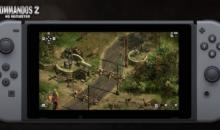 Commandos 2 HD Remaster sarà disponibile per Nintendo Switch il 4 dicembre