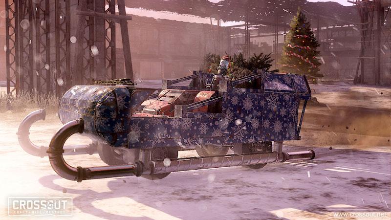 crossout christmas
