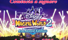 DISNEY MAGICAL WORLD 2: ENCHANTED EDITION arriva su Switch a Dicembre