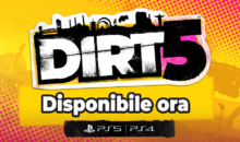 Dirt 5, azione e motori su PlayStation 5