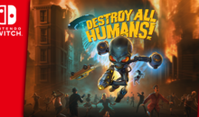 Destroy All Humans! in arrivo su console Nintendo Switch a giugno