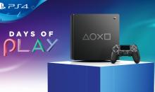 Days of Play 2019: in arrivo una nuova PS4 in edizione limitata e altre offerte dal 7 giugno