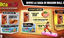 DRAGON BALL Z: KAKAROT + A NEW POWER AWAKENS SET, disponibile da oggi per Nintendo Switch