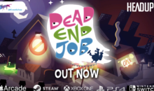 Dead End Job, lo sparatutto twin-stick acchiappafantasmi è su PC, XB1, Switch e PS4