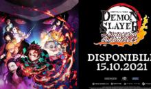 Demon Slayer -Kimetsu no Yaiba- The Hinokami Chronicles è disponibile su PS5 , PS4, Xbox Series X | S, Xbox One e Steam